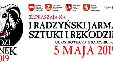 Jarmark Sztuki i Rękodzieła Kozirynek 2019