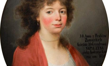 Dziennik Anny z Zamoyskich Sapieżyny