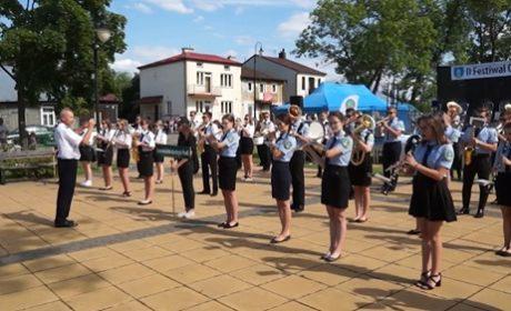 II Festiwal Orkiestr Dętych w Czemiernikach