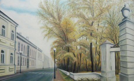 Ulica Konarskiego w Siedlcach