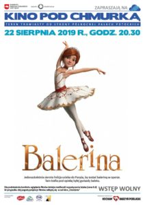 """Film """"Balerina""""/ Kino pod chmurką @ Park miejski"""