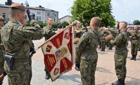 Terytorialsi złożyli przysięgę w Janowie Lubelskim
