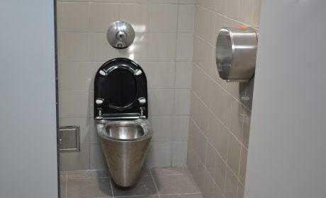 Nowe toalety, dodatkowy parking