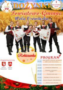 """Koncert """"Rokiczanki"""" @ Wola Osowińska"""