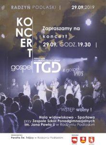 Koncert TGD @ Hala ZSP