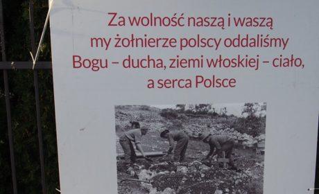 """Wystawa """"Monte Cassino w 75. rocznicę bitwy"""""""