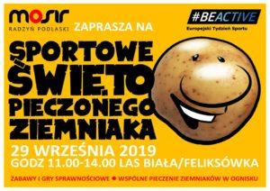 Sportowe święto pieczonego ziemniaka @ Las Biała/Feliksówka