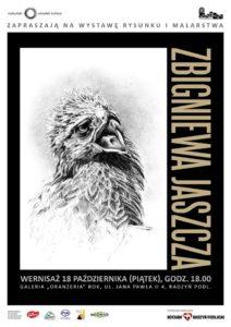 """Wystawa rysunku i malarstwa Zbigniewa Jaszcza @ Galeria """"Oranżeria"""", ROK"""