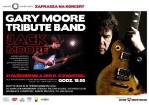 "Koncert ""Gary Moore Tribute"" @ Sala kina ""Oranżeria"", ROK"