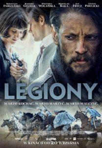 """Film """"Legiony"""" @ Sala kina """"Oranżeria"""", ROK"""