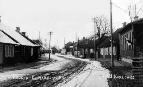 """""""Ulica Warszawska"""" Jerzego Chromika"""