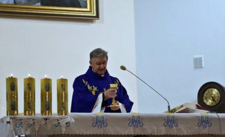 Msza św. za duszę hrabiego Szlubowskiego