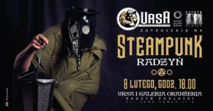"Steampunk Radzyń @ Galeria ""Oranżeria""/ ""Ursa"""