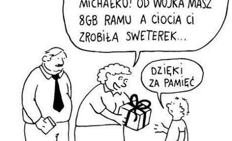 Dowcip językowy uczniów, cz. I
