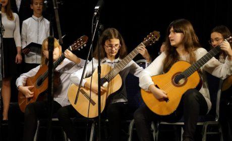 Noworoczny koncert uczniów PSM