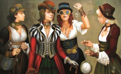W sobotę wejdź w świat steampunku