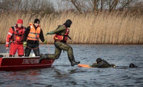 Terytorialsi szkolą się z ratownictwa wodnego
