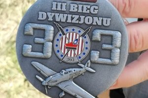 V Bieg Pamięci Dywizjonu 303 @ Stara Wieś (gmina Borki)