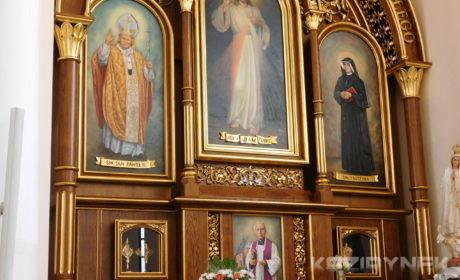 Wsparcie dla parafii Św. Anny