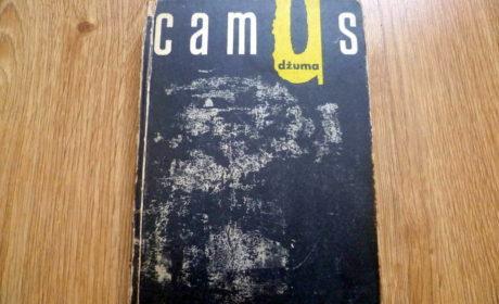 Albert Camus, Dżuma; odc.51