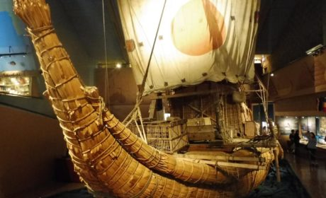 Muzeum Kon-Tiki, cz. III