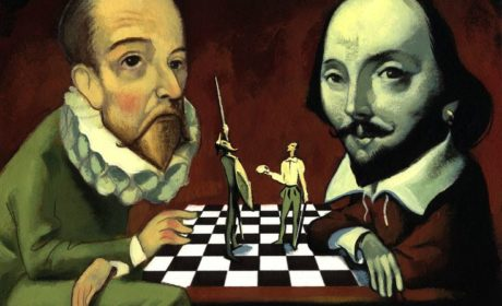Cervantes i Szekspir
