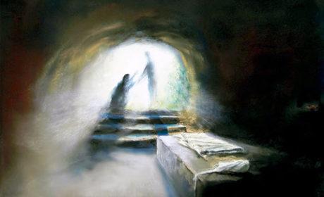 """""""Chrystus zmartwychwstan jest, nam na przykład dan jest"""""""