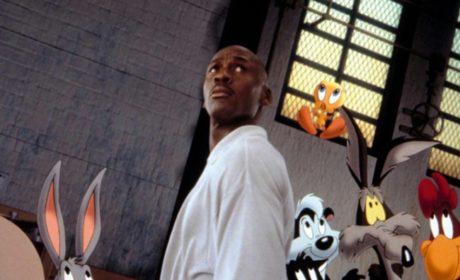 FC Hollywood, czyli sportowcy w gościach u dziesiątej muzy.  Michael Jordan