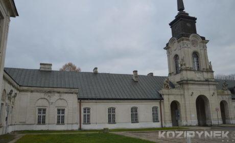 6 ofert na remont elewacji wschodniego skrzydła pałacu
