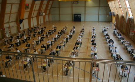 Inny egzamin dojrzałości radzyńskich maturzystów