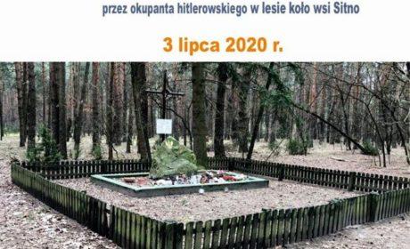 80 rocz. egzekucji harcerzy radzyńskich