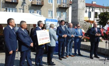 Sasin ponowił deklarację o utworzeniu Muzeum Sarmacji w pałacu Potockich