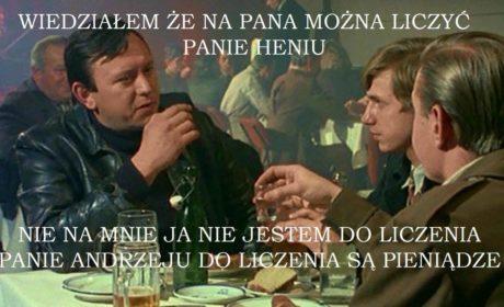 Tako rzecze Henio Lermaszewski