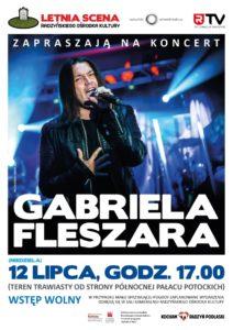 Koncert Gabriela Fleszara @ Park miejski