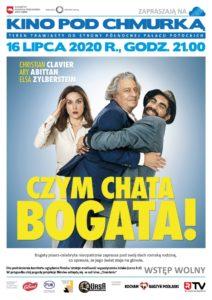 "Film ""Czym chata bogata"" (Kino pod chmurką) @ Park miejski"