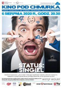 """Film """"Status: singiel"""" (Kino pod chmurką) @ Park miejski"""