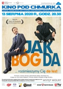 "Film ""Jak Bóg da"" (Kino pod chmurką) @ Park miejski"