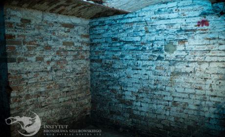 Co pisali więźniowie komunizmu na ścianach radzyńskiej katowni UB?
