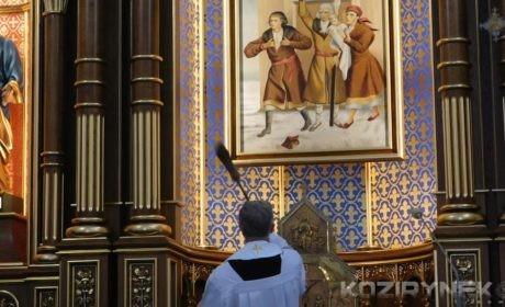 Parafia Św. Anny z nowym ołtarzem