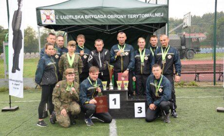 II Mistrzostwa WOT wBiegu na Orientację w Nałęczowie