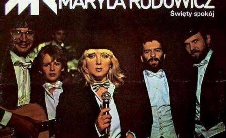"""WinyLOVE, odc. 28 – Maryla Rodowicz """"ŚWIĘTY SPOKÓJ"""" (Polskie Nagrania """"Muza"""" 1982)"""