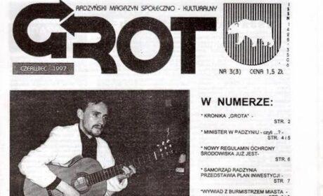 """""""GROT"""" nr 3: czerwiec 1997"""