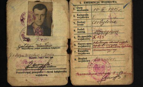 Wacław Gołdyn – żołnierz spod Monte Cassino