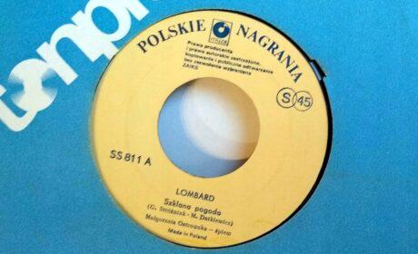 Poznaj Singla 8 – Lombard – Szklana Pogoda / Kto Mi Zapłaci Za Łzy