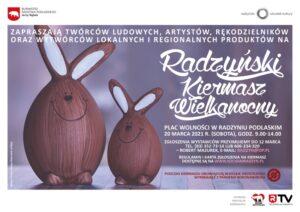 Radzyński Kiermasz Wielkanocny @ Plac Wolności