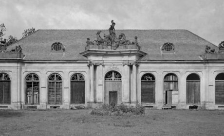 """""""Oranżeria"""" służyła jako teatr"""