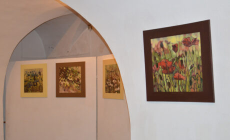 """Malarstwo Renaty Szurygi w Galerii """"Oranżeria"""""""