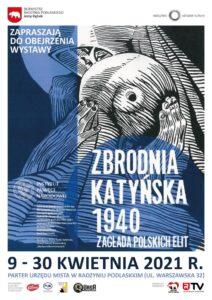 """Wystawa """"Zbrodnia katyńska 1940"""" @ parter Urzędu Miasta"""