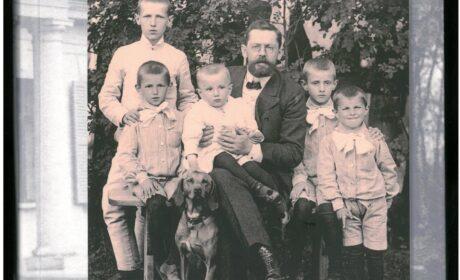 Trzy wieki rodziny Levittoux