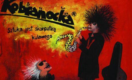 """WinyLOVE,  odc. 47 – KOBRANOCKA """"Sztuka jest skarpetką kulawego"""" (Wifon 1988)"""